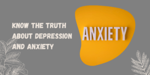 Depression and Anxiety in Women